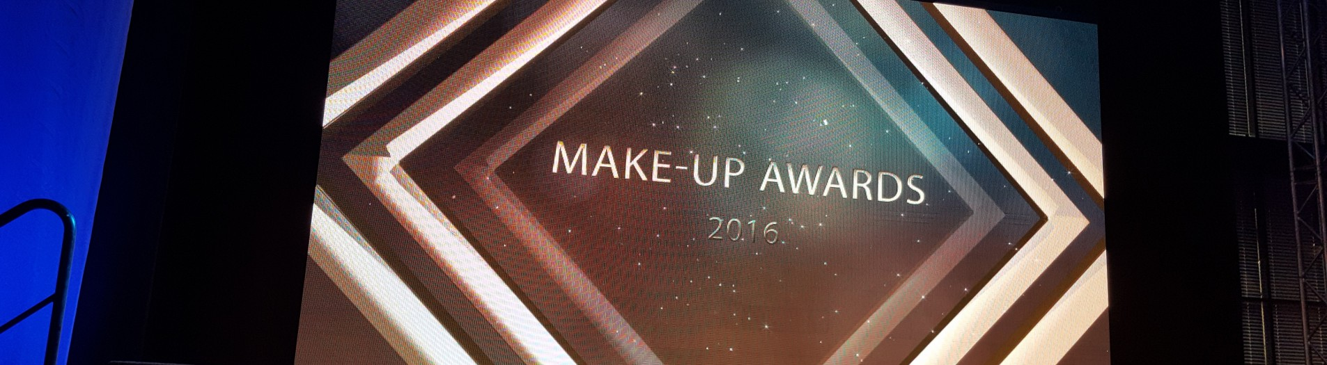 The Makeup Awards - my Story