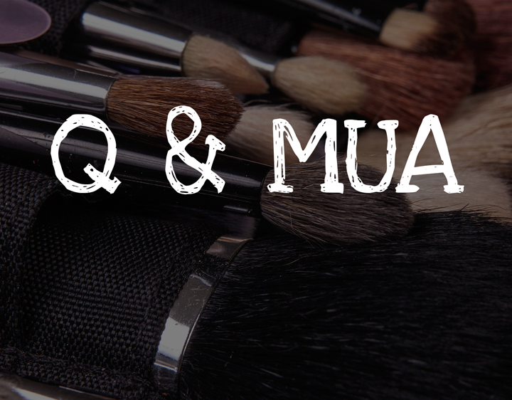 Q&MUA - Different approaches to different projects