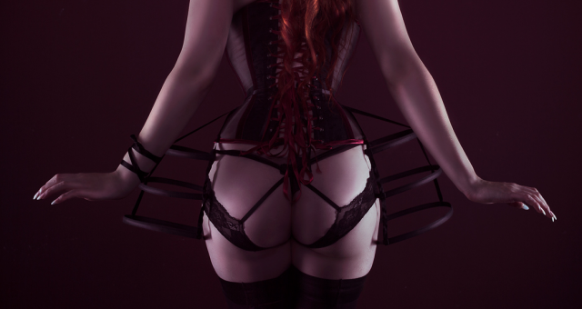 BTS - Corsets and pearls