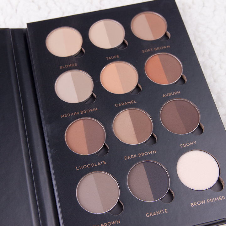 First look: Anastasia brow pro palette